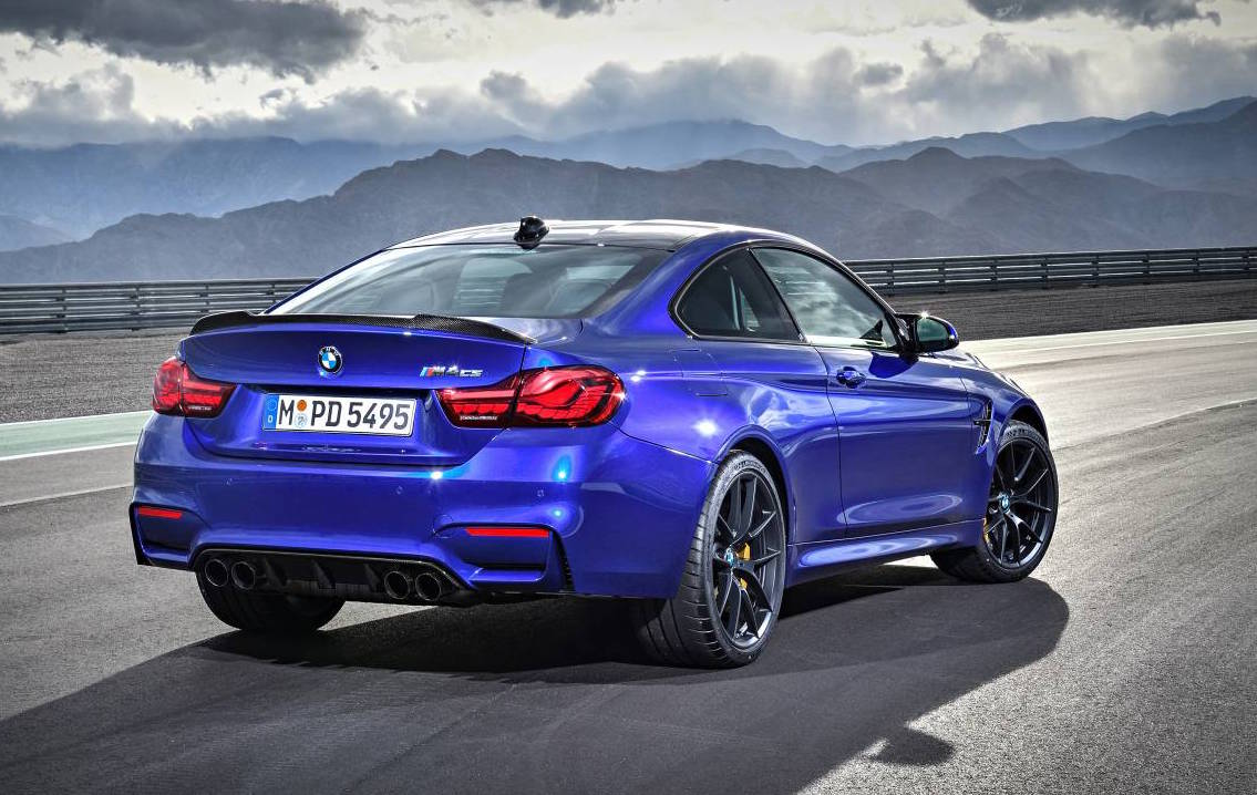 2018 Bmw M4 Cs On Sale In Australia From 211 610