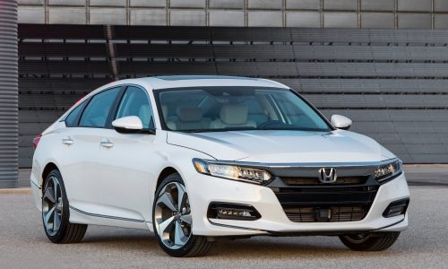 2018 Honda Accord debuts with new 10spd auto, turbo engines