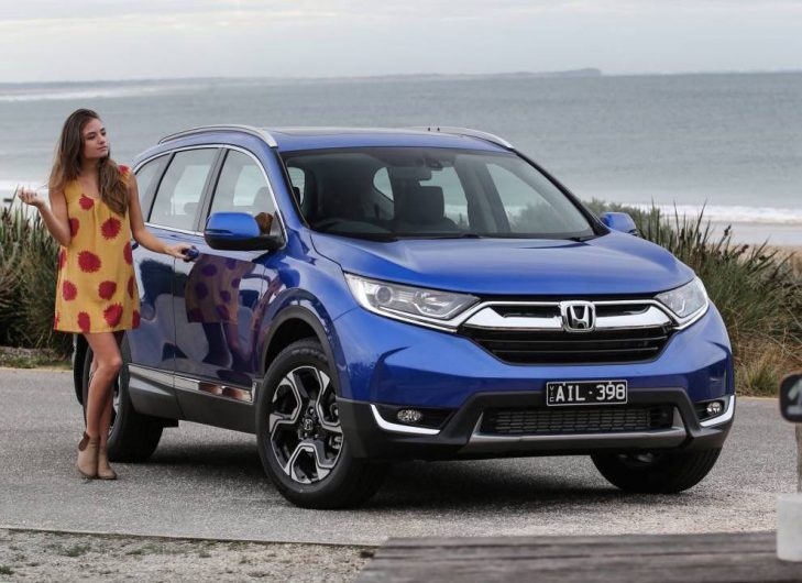 2018 Honda CR-V now on sale in Australia with turbo lineup | PerformanceDrive