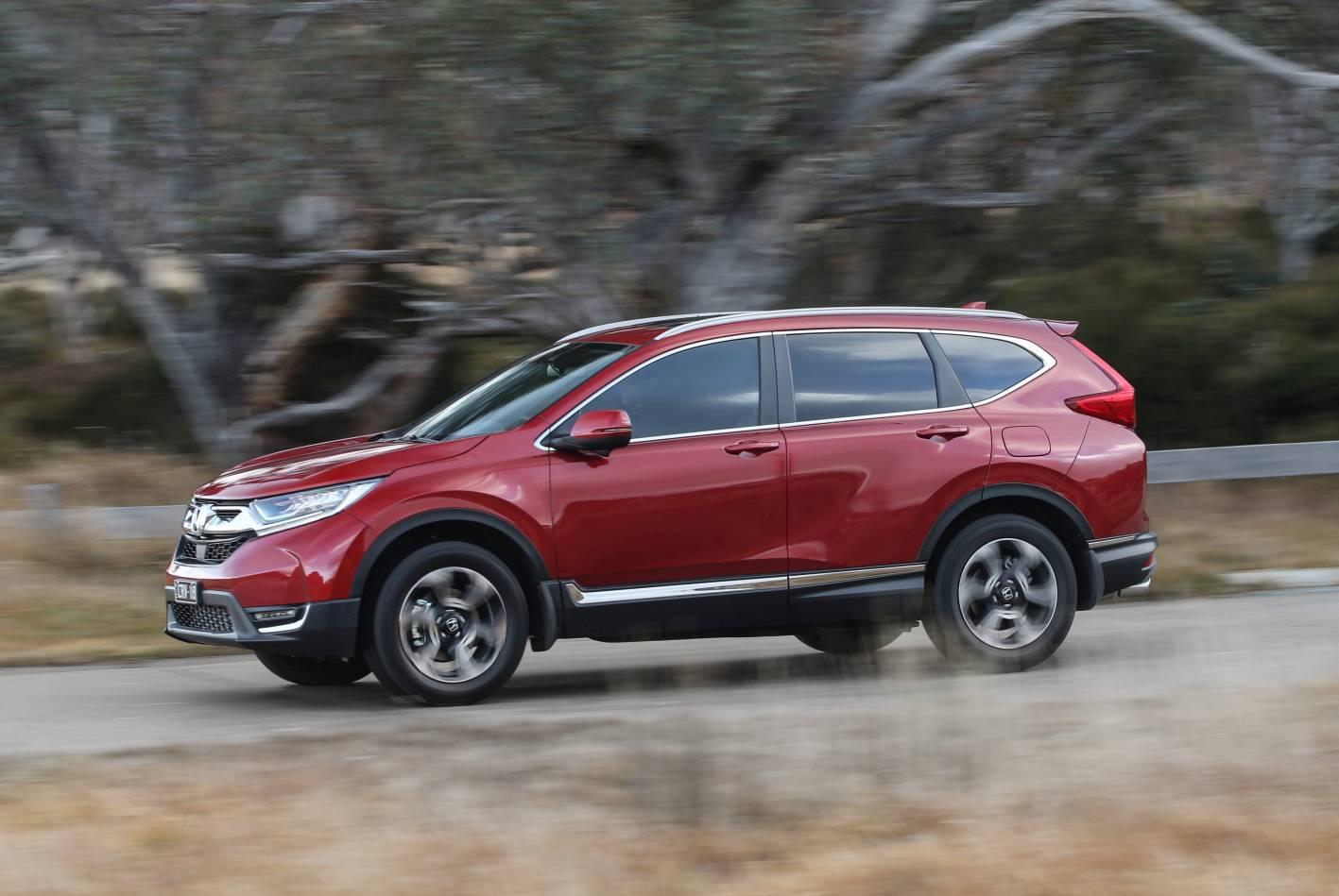 Lexus 3Rd Row >> 2018 Honda CR-V now on sale in Australia with turbo lineup | PerformanceDrive