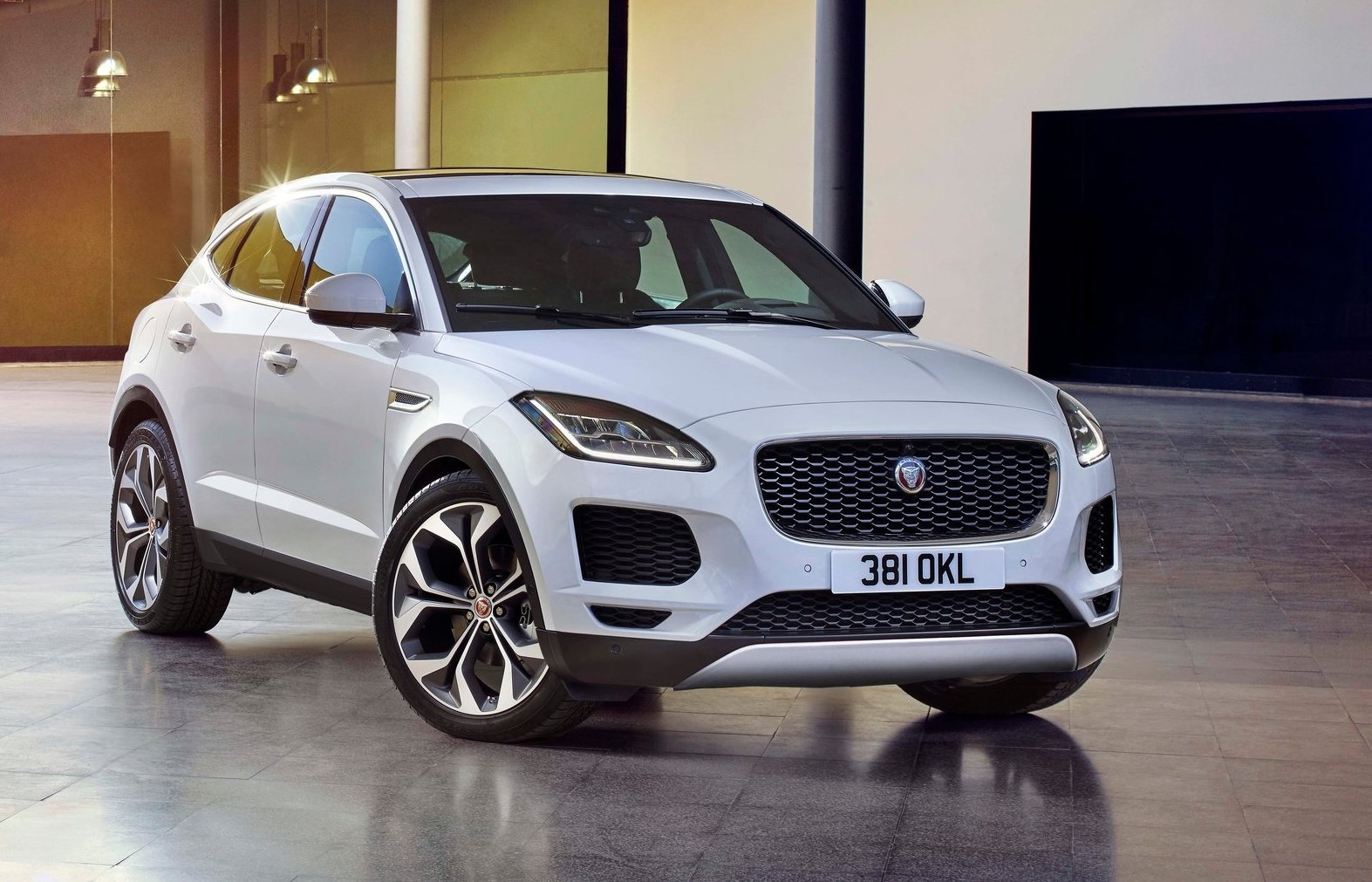 Jaguar E Pace Revealed As All New Small Suv Video