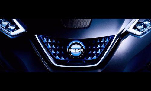 2018 Nissan LEAF previewed again, debuts September 6
