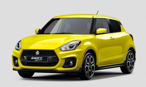 2018 Suzuki Swift Sport revealed via leaked image