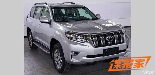 Toyota Prado 2018 New Model >> 2018 Toyota Prado revealed, updated design inside & out | PerformanceDrive