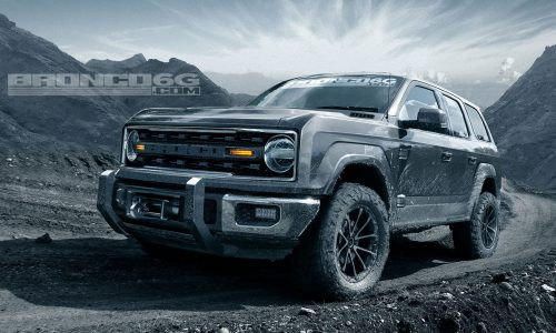 2020 Ford Bronco to be powered by V6 EcoBoost – rumour