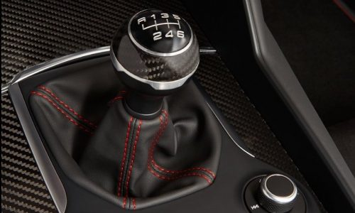 Top 10 cars still available overseas with a manual transmission