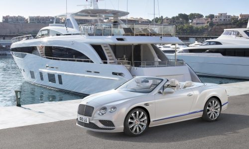 Bentley announces Continental GT by Mulliner special edition