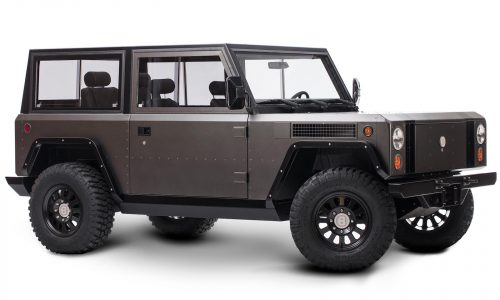 Bollinger B1: EV, 0-100km/h in 4.5, 500mm ground clearance