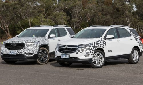 Holden Equinox (Captiva replacement) previewed, 188kW turbo confirmed