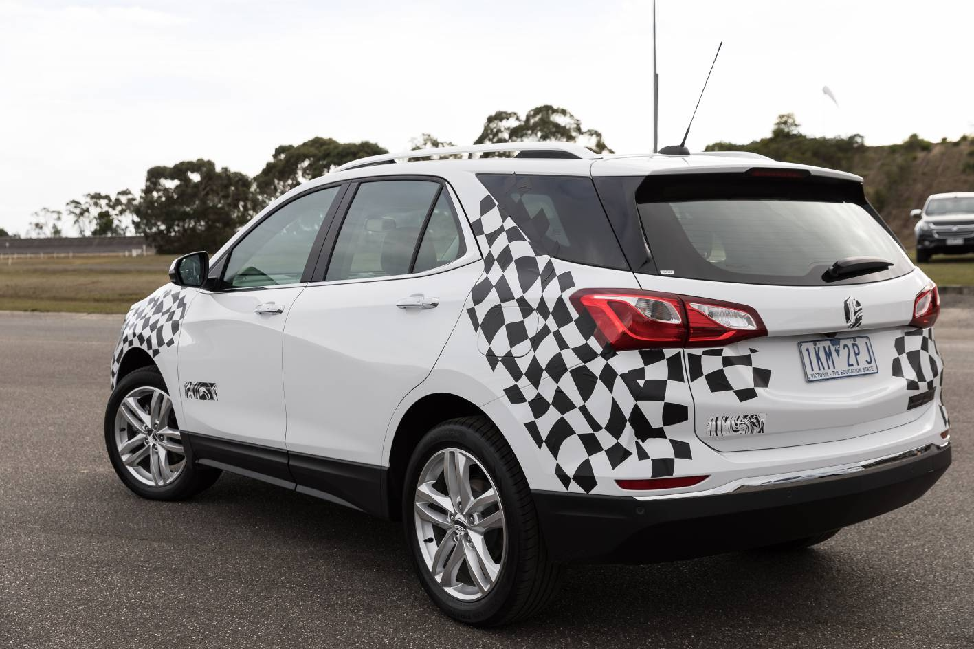 Holden Equinox Captiva Replacement Previewed 188kw Turbo