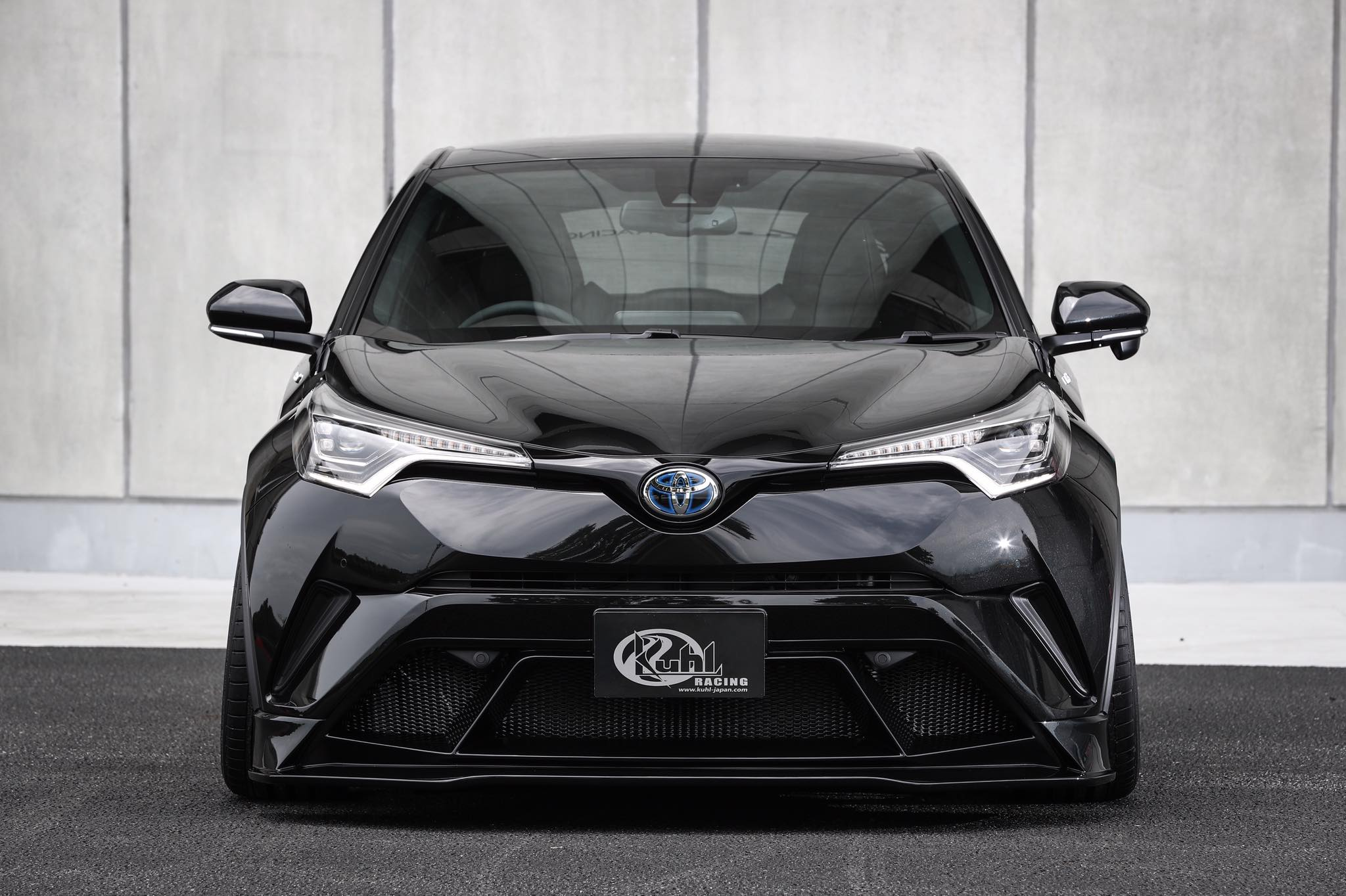 Toyota Suv Used >> Toyota C-HR shows off tuning side with Kuhl Racing bodykit ...