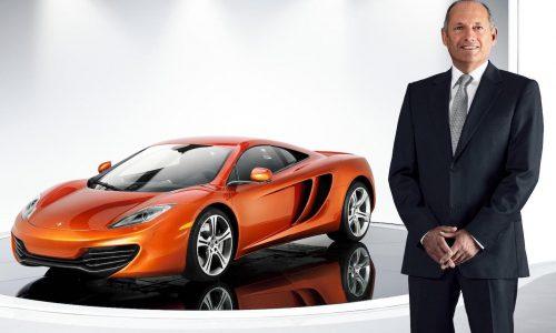 Ron Dennis sells his McLaren shares, steps down as chairman