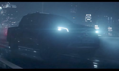 Mercedes-Benz X-Class ute previewed with first teaser (video)