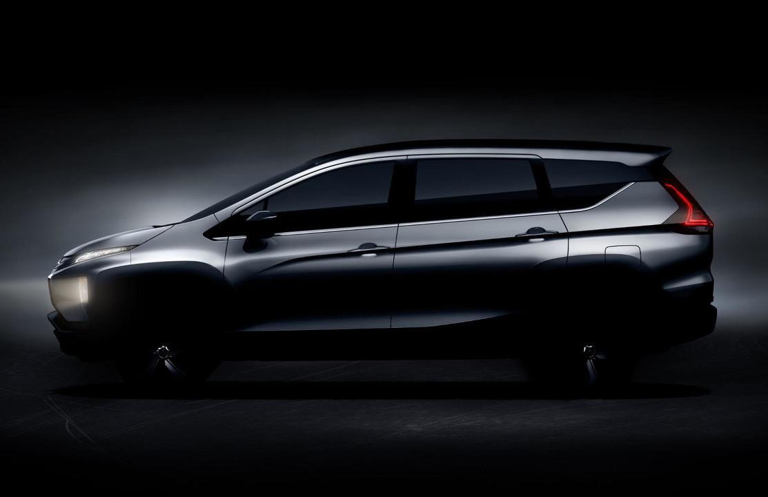 Mitsubishi Expander small crossover MPV previewed ...