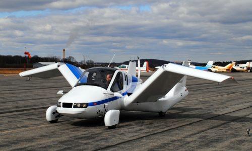 Geely acquires flying car maker Terrafugia