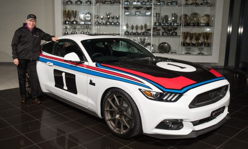 Tickford Ford Mustang Bathurst '77 special edition announced