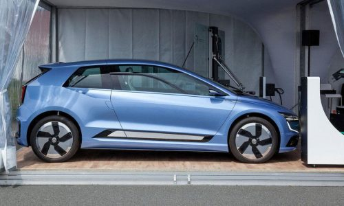 Volkswagen Gen.E could preview next-gen Golf