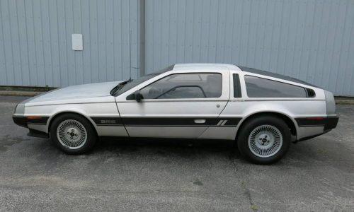 For Sale: 1981 DeLorean DMC-12 with twin-turbo kit