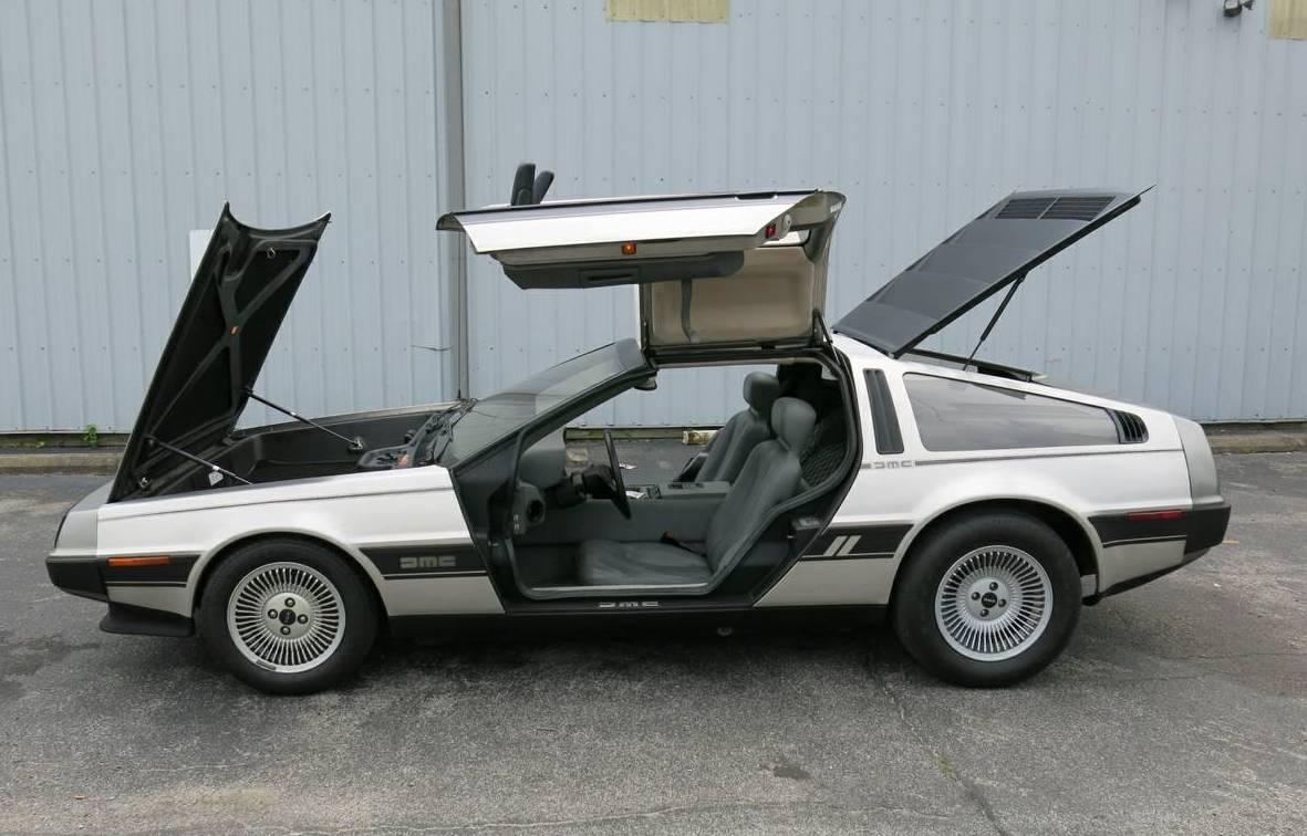 For Sale: 1981 DeLorean DMC-12 with twin-turbo kit ...