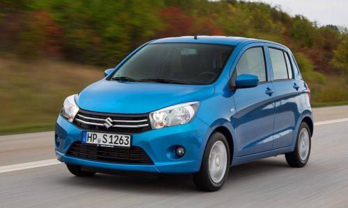 Suzuki Celerio discontinued in Australia following segment slump