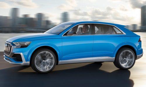 Audi 'RS Q8' trademark application found, new performance SUV