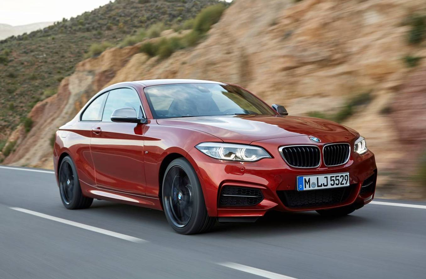 2017 BMW 2 Series LCI update on sale in Australia from $52,900