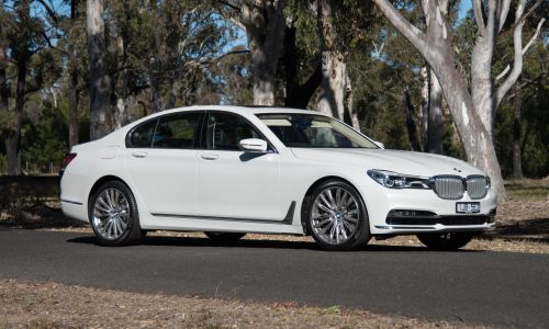 2017 BMW 750i review (video)