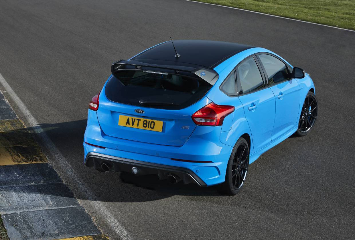 2017 Ford Focus Rs Limited Edition For Australia Adds