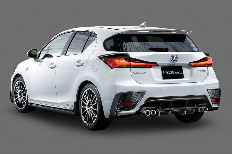 Lexus Ct200h For Sale >> TRD develops enhancement kit for new Lexus CT 200h ...