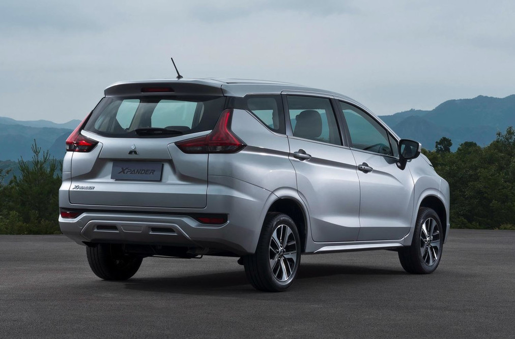 Mitsubishi Xpander name confirmed for new MPV ...