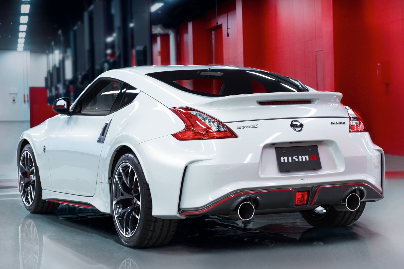 Nissan 370z Nismo On Sale In Australia From 61 490 Performancedrive
