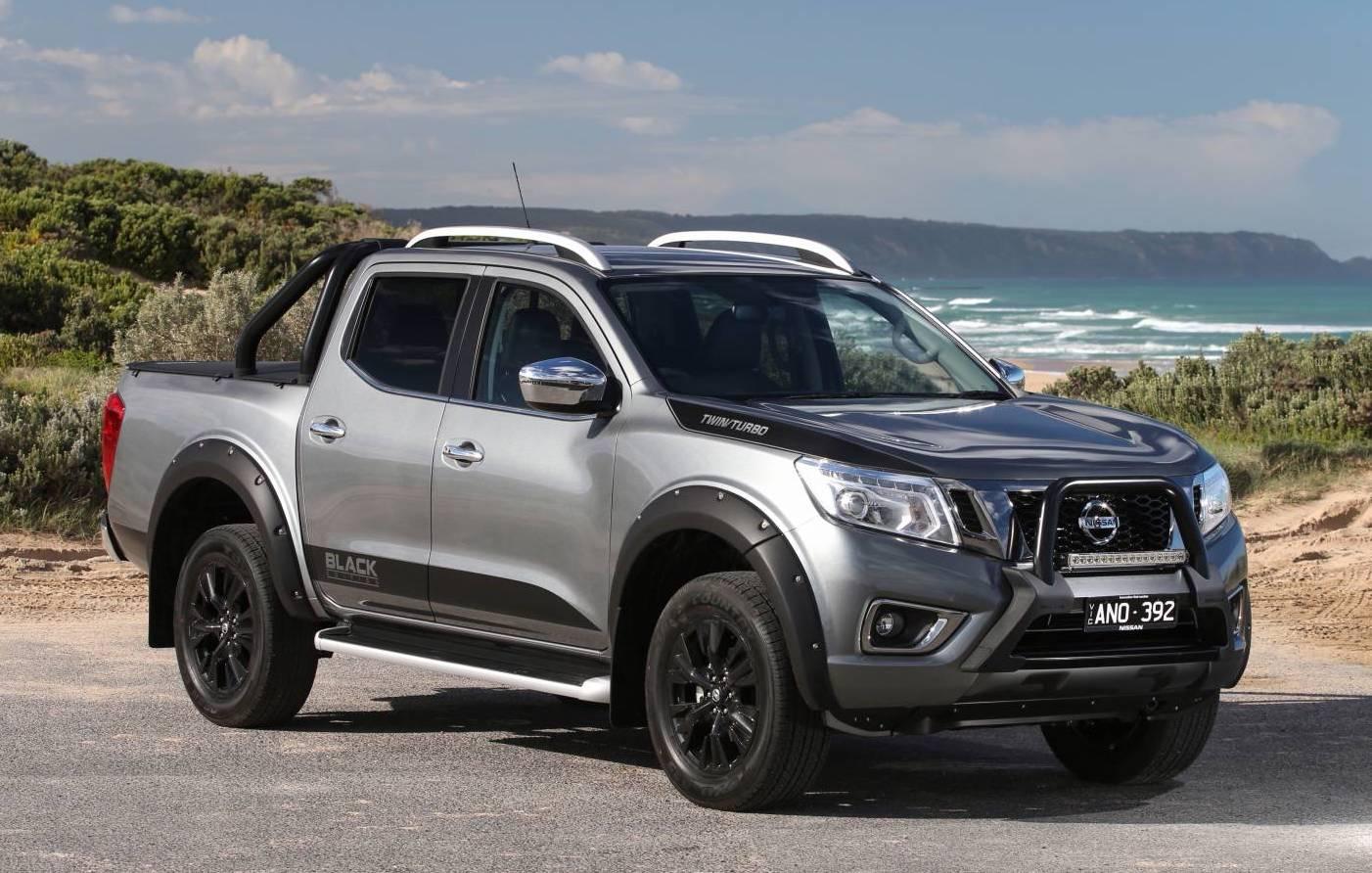 2017 Nissan Navara N-SPORT Black Edition now on sale in ...