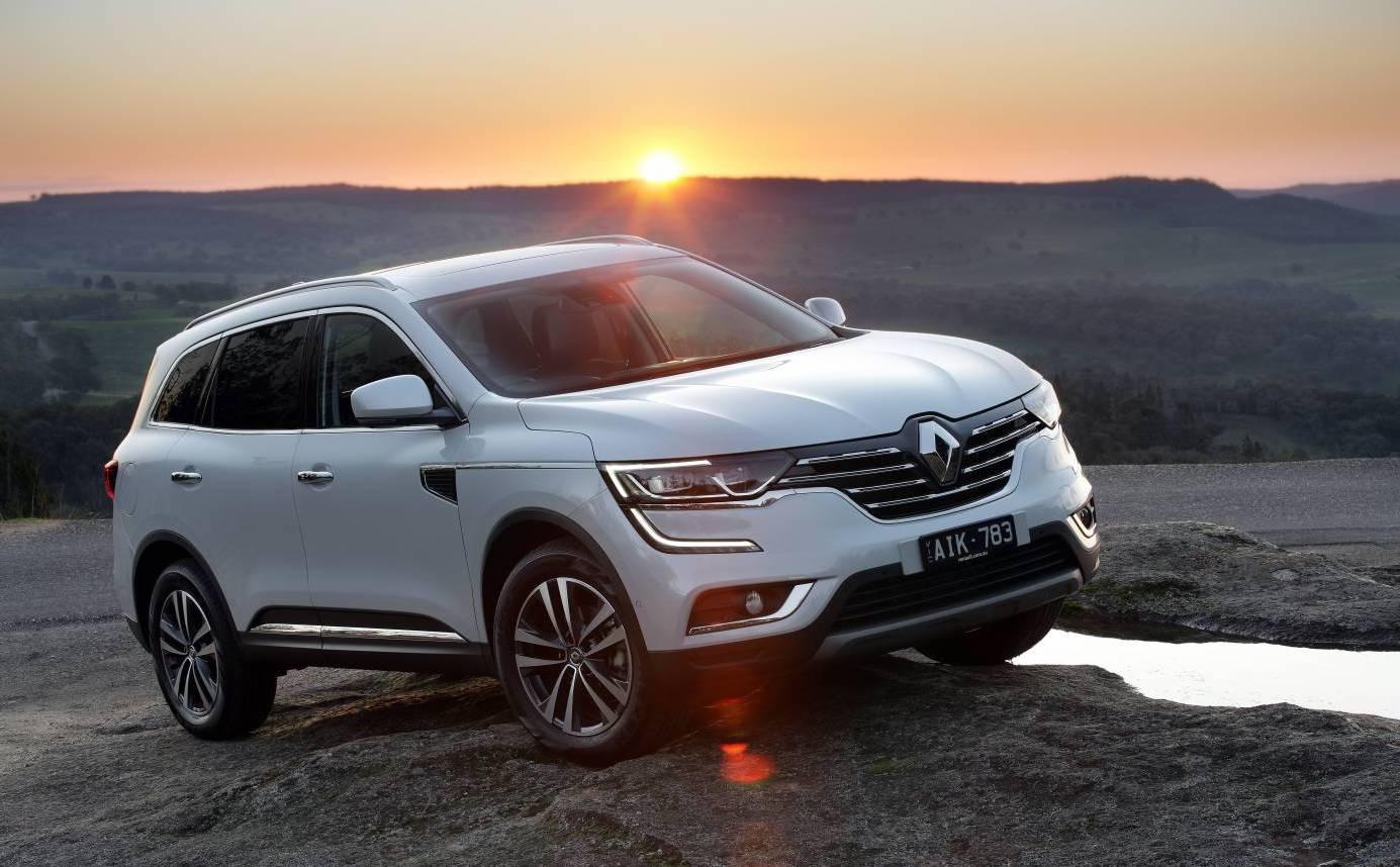 Renault suv australia