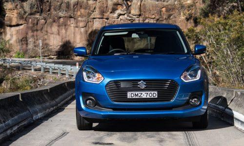 2017 Suzuki Swift GLX Turbo review (video)