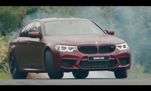 2018 BMW M5 showcased in Need for Speed Payback trailer (video)