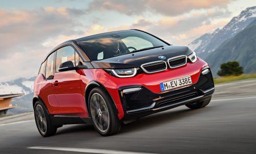2018 BMW i3 revealed: i3s gets more power, sportier handling