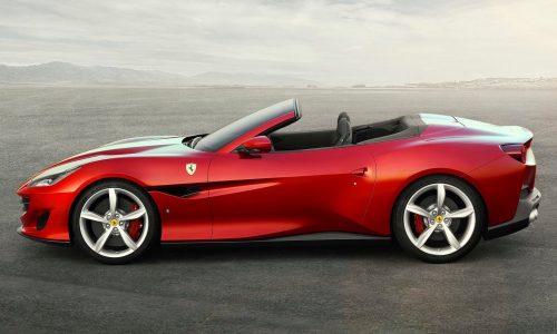 Ferrari Portofino revealed as California T replacement; new platform, more power