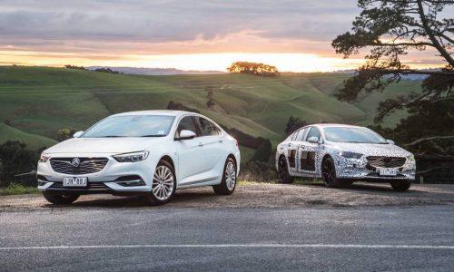 2018 Holden Commodore local testing surpasses 100,000km