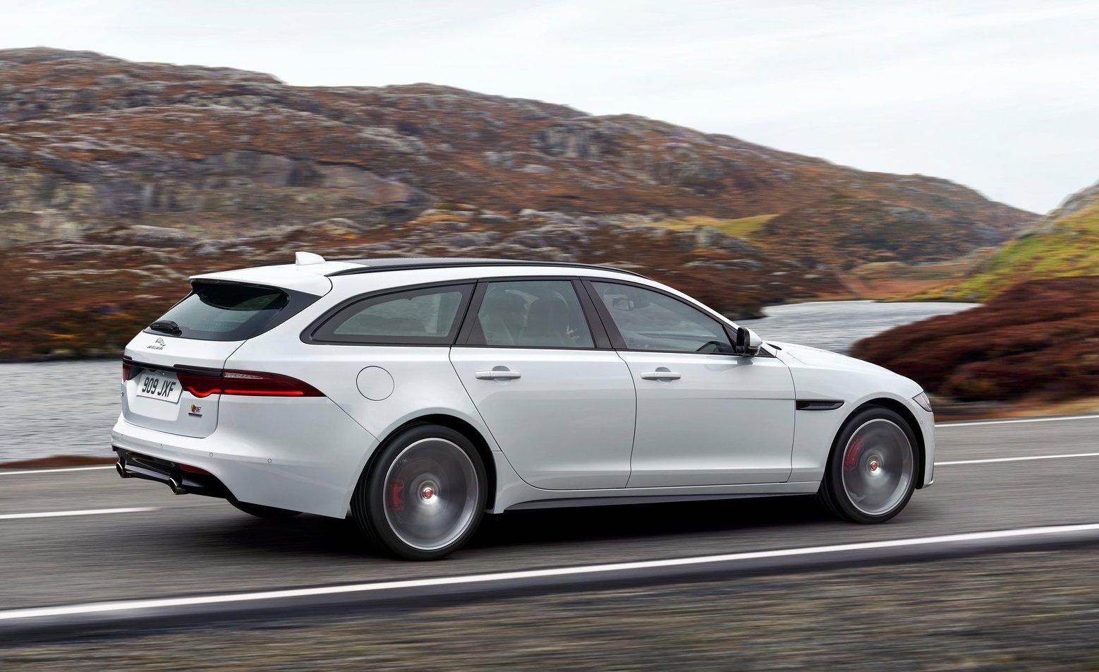 2018 Jaguar Xf Sportbrake Prices Announced For Australia