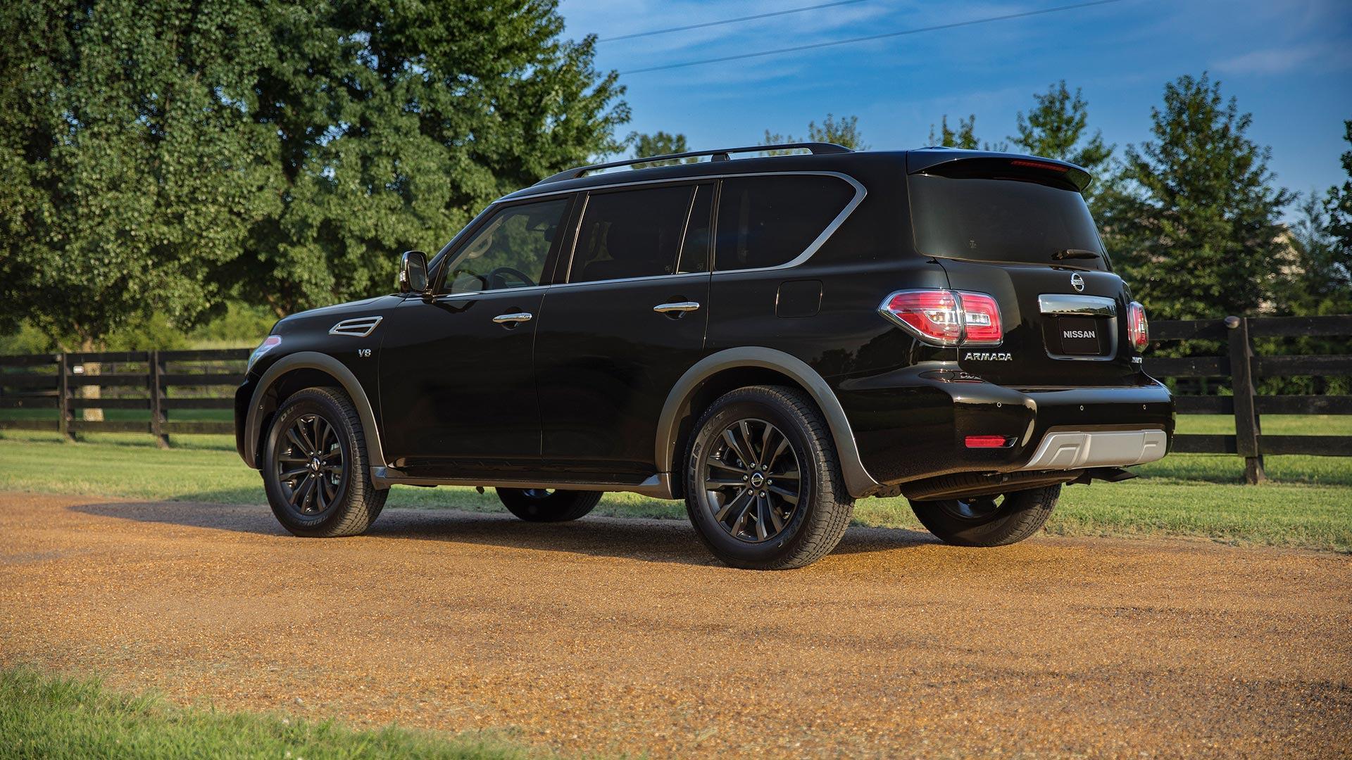 2018 Nissan Patrol (Armada) Y62 announced in the US, added ...