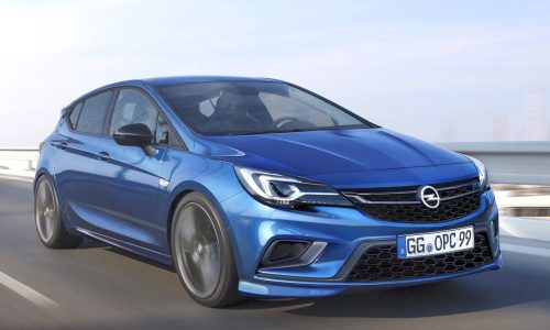 2018 Opel Astra OPC in the works, getting 300hp 1.6 turbo – report