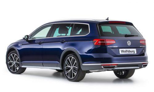 MY2018 Volkswagen Passat Alltrack Wolfsburg edition on sale in Australia