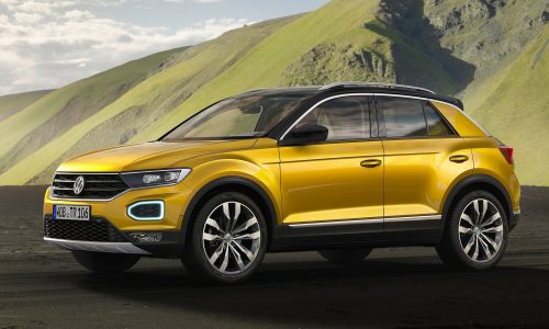 Volkswagen T-Roc promises big things from a small package