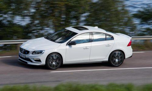 2018 Volvo S60 & V60 Polestar announced, advanced aero