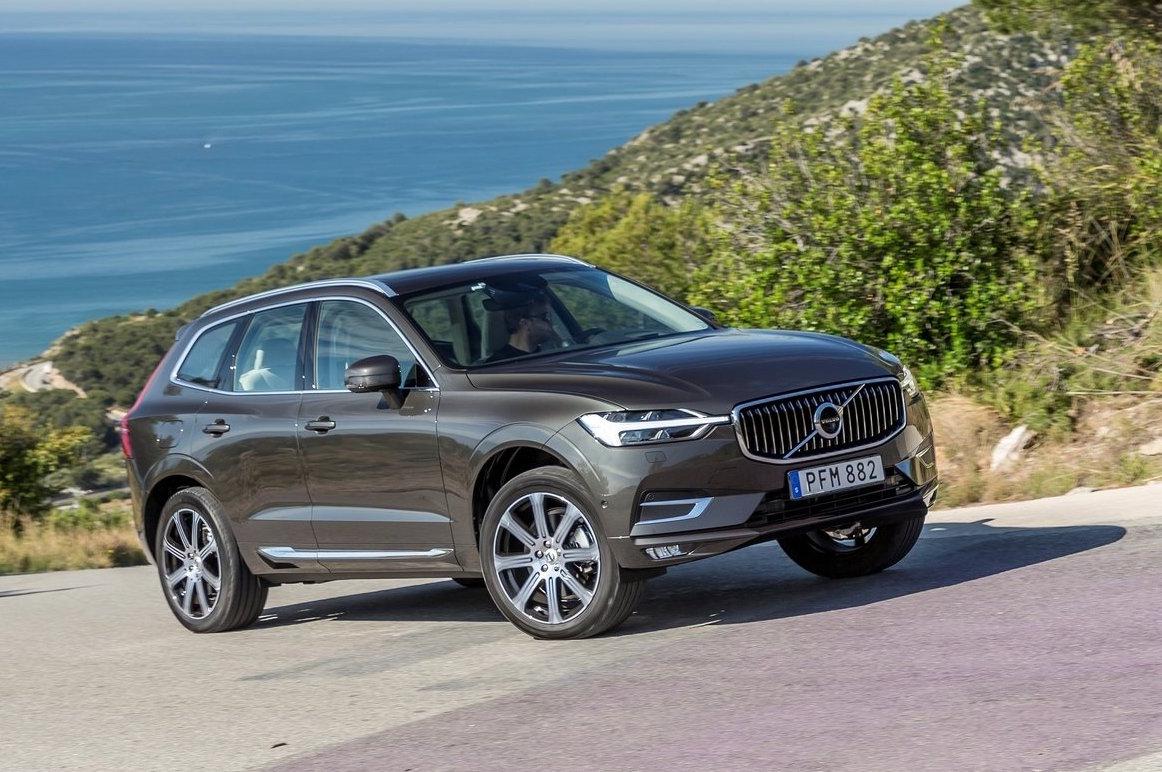 2017 Volvo Xc90 Hybrid >> 2018 Volvo XC60 on sale in Australia from $59,990 ...