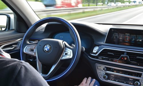 BMW & FCA sign deal to co-develop autonomous platform