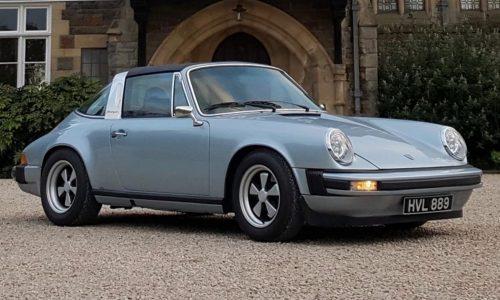 1979 Porsche 911 gets Tesla EV conversion, keeps manual (video)