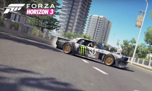 Forza gets Ken Block cars with Hoonigan Car Pack (video)