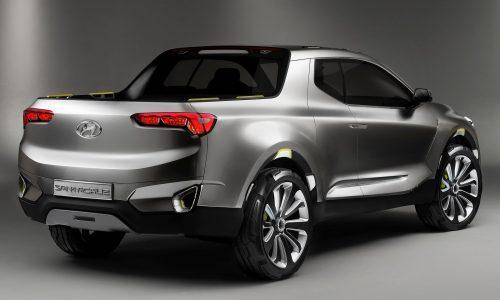 Hyundai pickup confirmed, new Santa Fe in 2019 – report