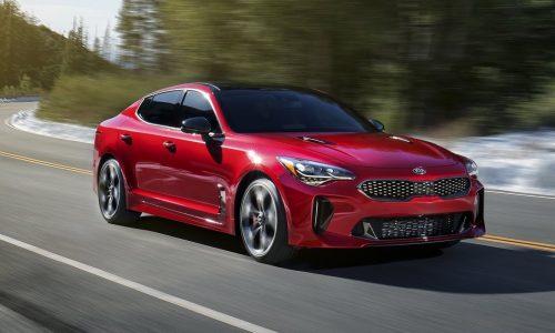 Kia Australia confirms Stinger twin-turbo V6 price: from $48,990